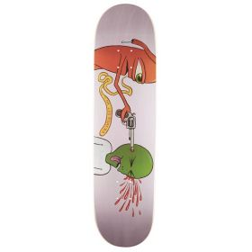 Toy Machine Romero Head Splatter Deck 8.00