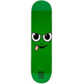 Toy Machine Team Angry Turtle Face PP Deck 8.00
