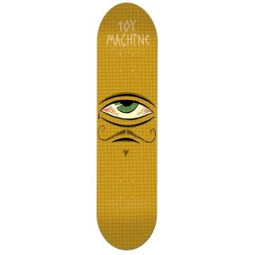 Toy Machine Team Mustachio PP Deck 7.75