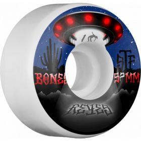 BONES WHEELS STF Pro Reyes Abducted 52x34 V4 Skateboard Wheel 83B 4pk