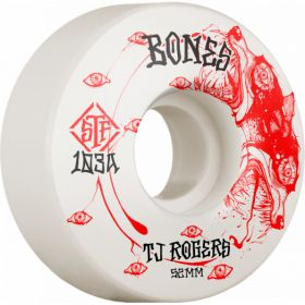 BONES STF 103A Rogers Spirit Wolf 52mm Slims Wheels 4pk