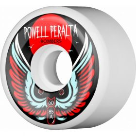 Powell Peralta Bomber 3 Skateboard Wheels 60mm 85a 4pk
