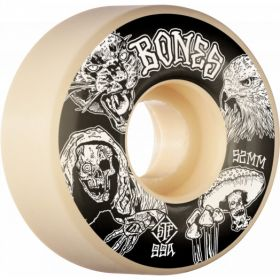 "BONES STF 99A 4pk ""Night Watch"" 52mm - Standard Wheels 4pk"