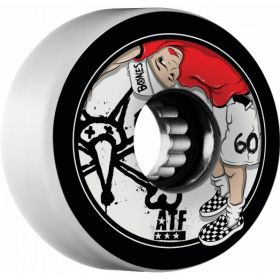 Bones Wheels Rough Riders 59mm Orange Wheel 4pk