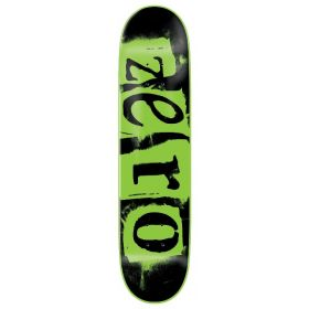 Zero Punk Green Cult Classic Deck